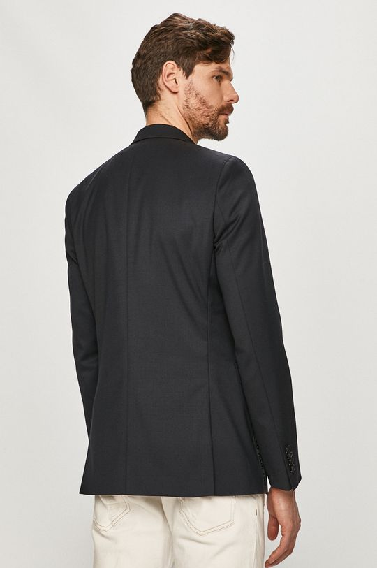 Karl Lagerfeld - Marynarka Podszewka: 100 % Wiskoza, Materiał zasadniczy: 2 % Elastan, 98 % Wełna dziewicza