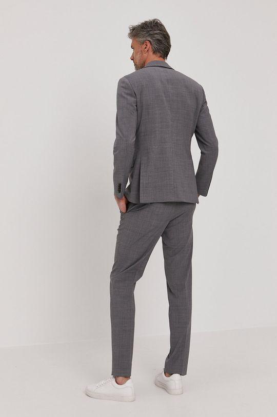 Tommy Hilfiger Tailored - Sako  Podšívka: 100% Viskóza Hlavní materiál: 4% Lyocell, 53% Polyester, 43% Vlna Podšívka kapsy: 100% Bavlna Podšívka rukávů: 100% Polyester