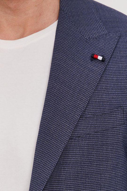 Tommy Hilfiger Tailored - Marynarka granatowy