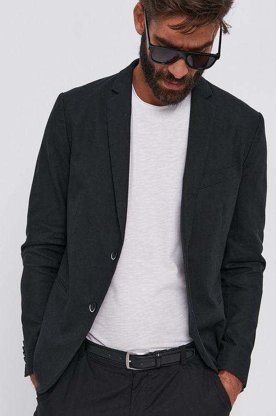 černá Sisley - Sako Pánský