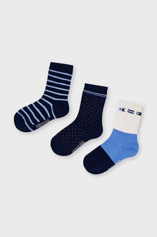 světle modrá Mayoral - Dětské ponožky (3-PACK) Chlapecký