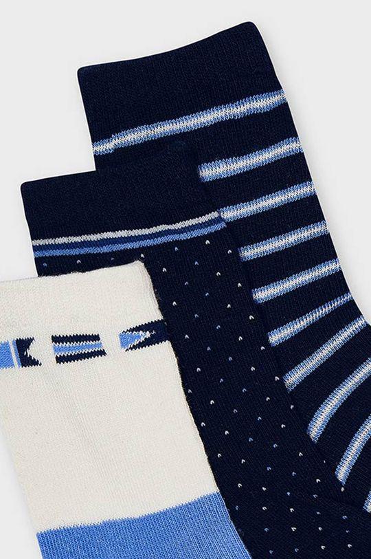 Mayoral - Dětské ponožky (3-PACK) světle modrá