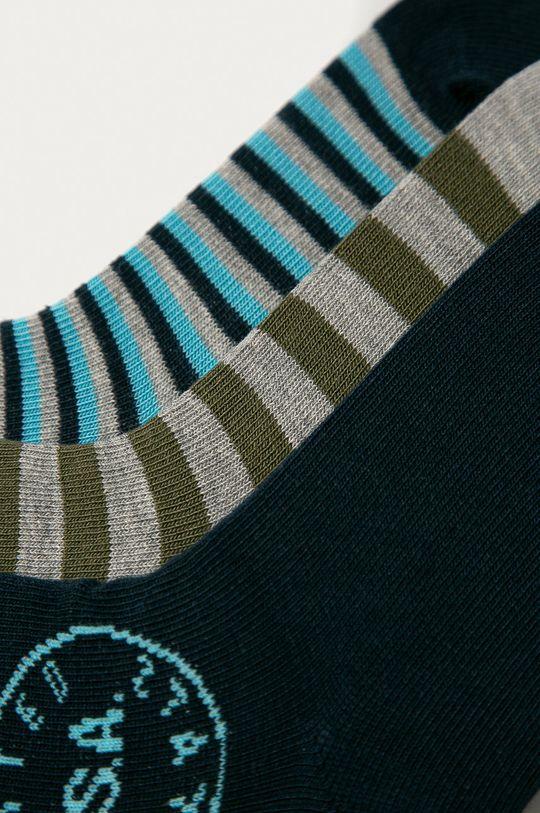 Name it - Dětské ponožky (5-pack) šedá