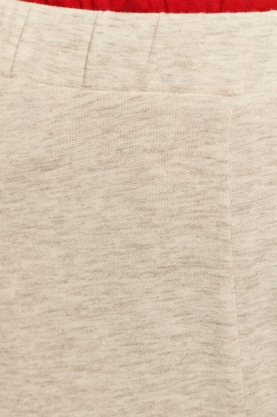 jasny szary Pieces - Spodnie