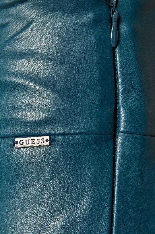 albastru Guess - Pantaloni