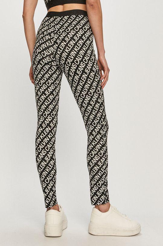 Calvin Klein Jeans - Legíny  2% Elastan, 13% Polyester, 85% Viskóza