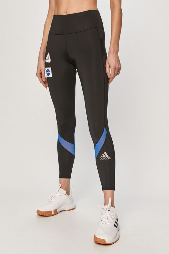 čierna adidas Performance - Legíny Dámsky