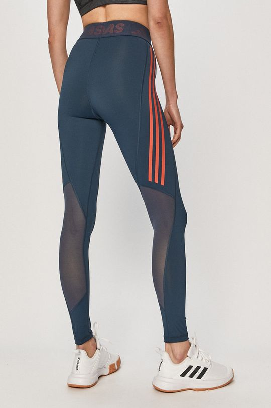 adidas Performance - Legíny  15% Spandex, 85% Recyklovaný polyester