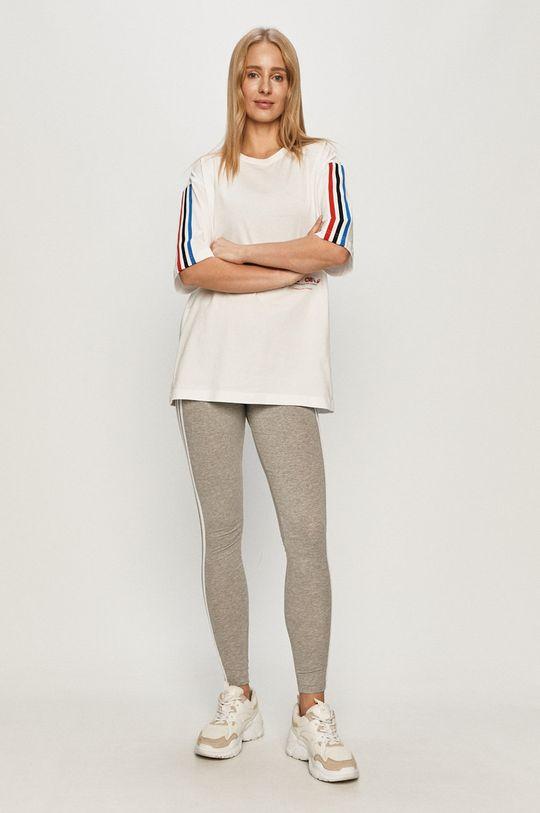 adidas Originals - Legginsy jasny szary