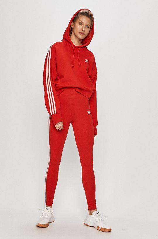 adidas Originals - Legíny červená