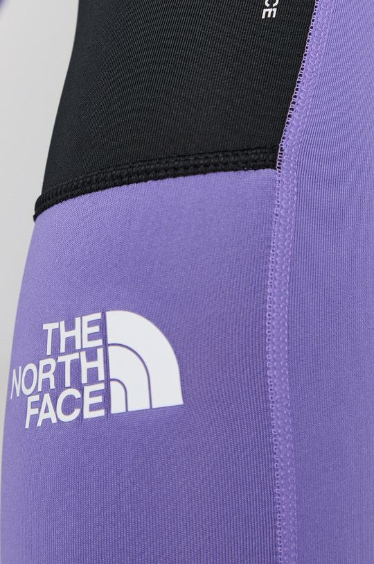 fioletowy The North Face - Legginsy