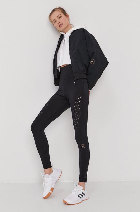 čierna adidas by Stella McCartney - Legíny