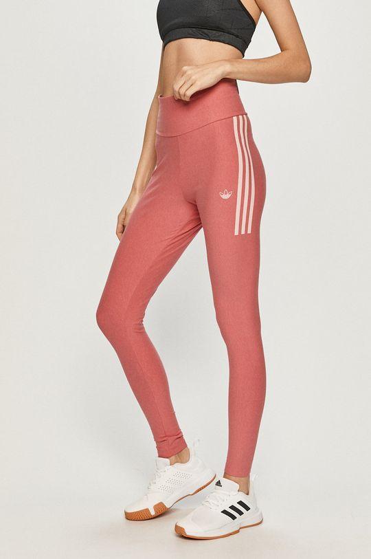 ostry różowy adidas Originals - Spodnie Damski