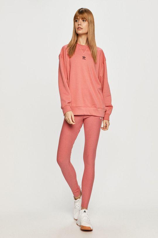 adidas Originals - Spodnie ostry różowy