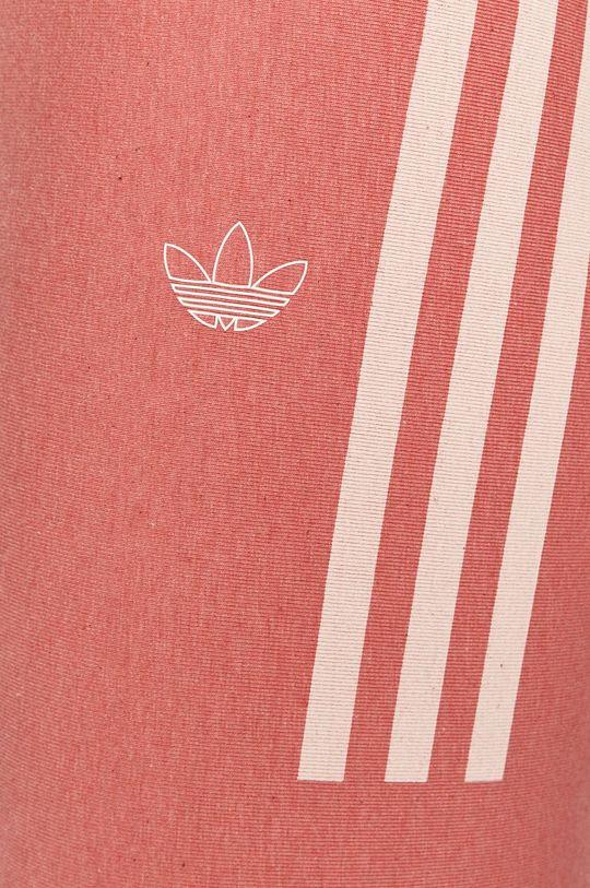ostry różowy adidas Originals - Spodnie