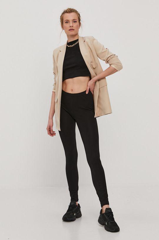 Vero Moda - Legíny (2-pak) čierna