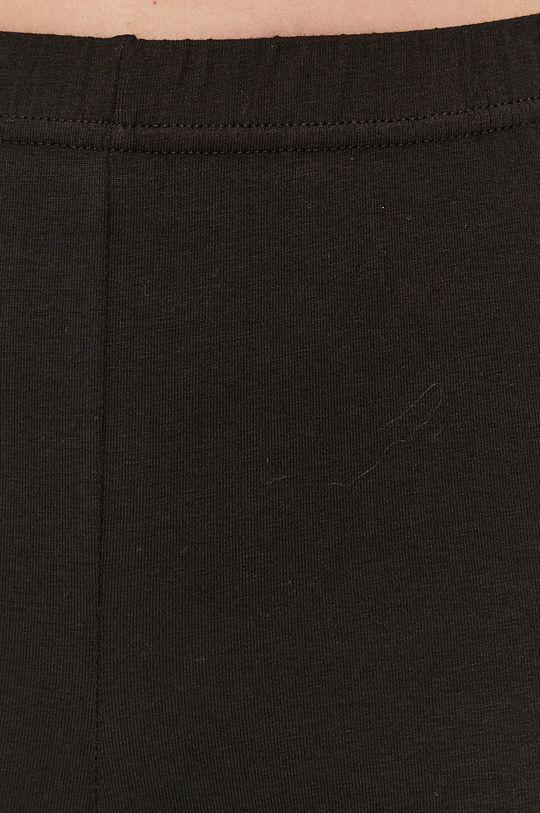 čierna Vero Moda - Legíny (2-pak)