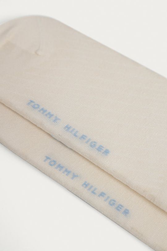 Tommy Hilfiger - Skarpetki (2-pack) kremowy