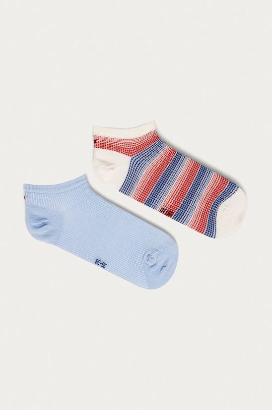 viacfarebná Tommy Hilfiger - Ponožky (2-pak) Dámsky