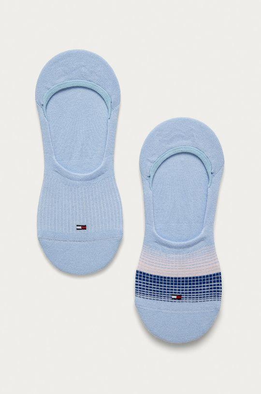 svetlomodrá Tommy Hilfiger - Členkové ponožky (2-pak) Dámsky