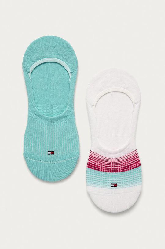 mätová Tommy Hilfiger - Členkové ponožky (2-pak) Dámsky