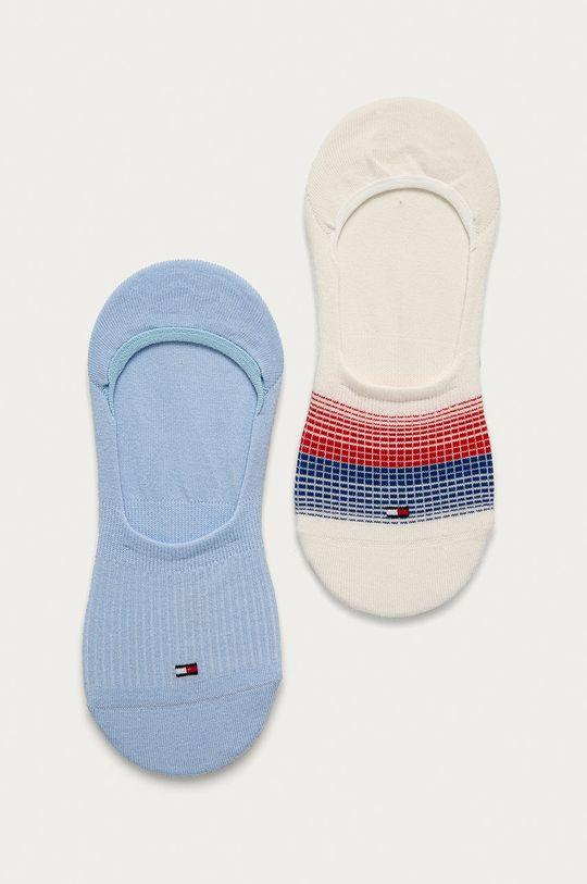 viacfarebná Tommy Hilfiger - Členkové ponožky (2-pak) Dámsky