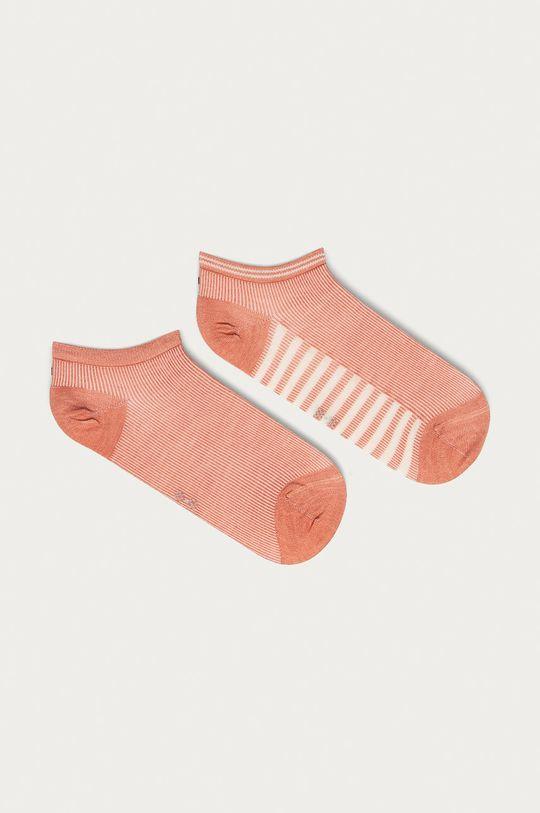 koralová Tommy Hilfiger - Ponožky (2-pak) Dámsky