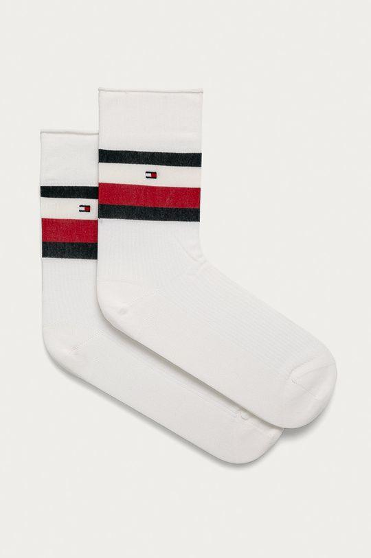 biela Tommy Hilfiger - Ponožky Dámsky