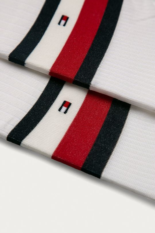 Tommy Hilfiger - Ponožky biela