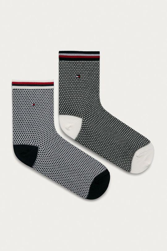 tmavomodrá Tommy Hilfiger - Ponožky (2-pak) Dámsky