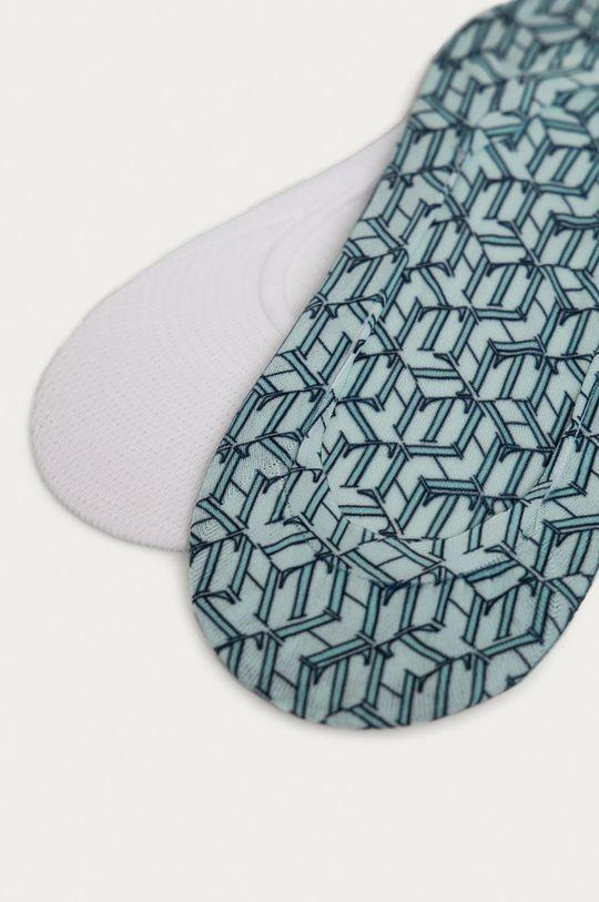 Tommy Hilfiger - Ponožky (2-pak) zelená