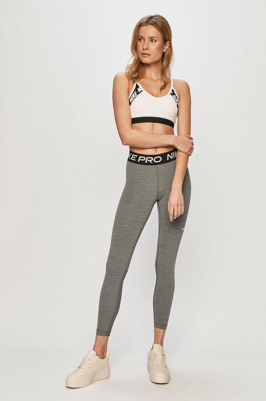 Nike - Legginsy jasny szary