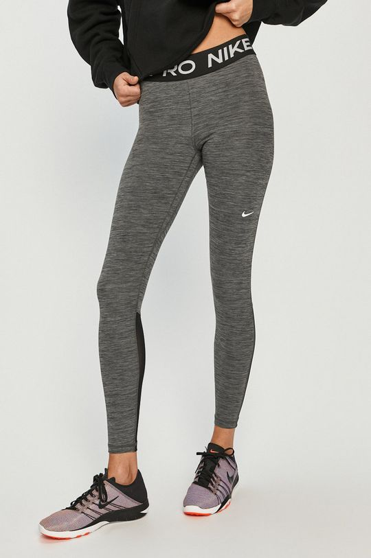 šedá Nike - Legíny Dámský
