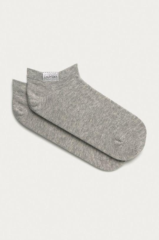 jasny szary Calvin Klein - Skarpetki (2-pack) Damski