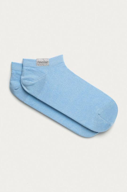 jasny niebieski Calvin Klein - Skarpetki (2-pack) Damski