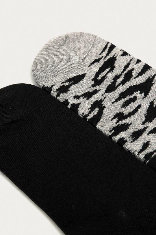 Calvin Klein - Ponožky (2-pack) šedá