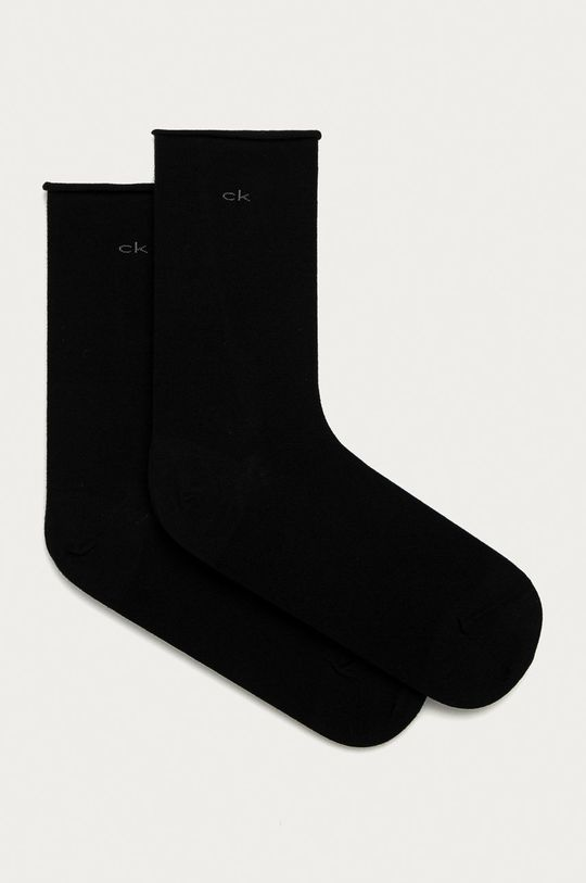 černá Calvin Klein - Ponožky (3-pack) Dámský