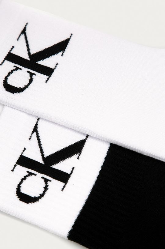 Calvin Klein - Ponožky (2-pack) černá