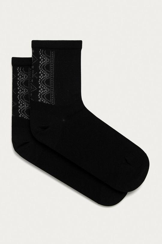 czarny Calvin Klein - Skarpetki (2-pack) Damski
