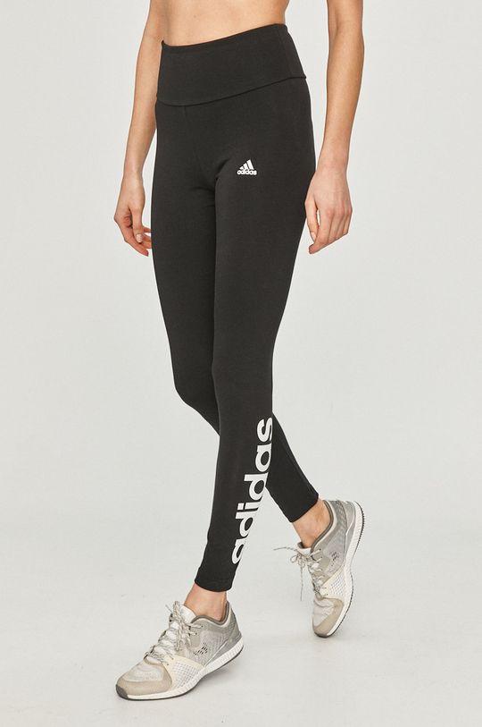 чёрный adidas - Леггинсы Женский