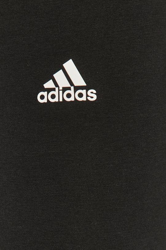чёрный adidas - Леггинсы