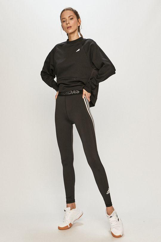 adidas Performance - Legíny čierna