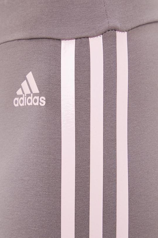 adidas - Legginsy 93 % Bawełna, 7 % Elastan