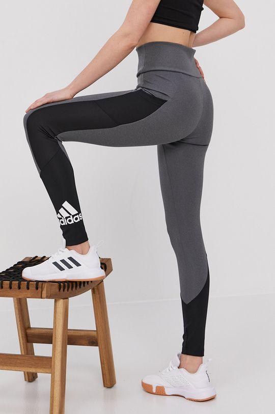 sivá adidas - Legíny Dámsky