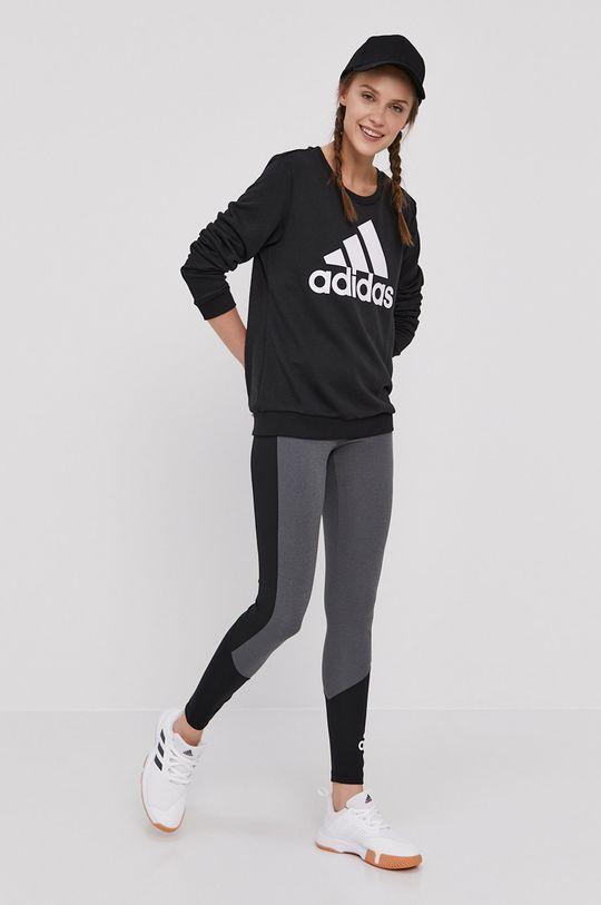 adidas - Legíny sivá