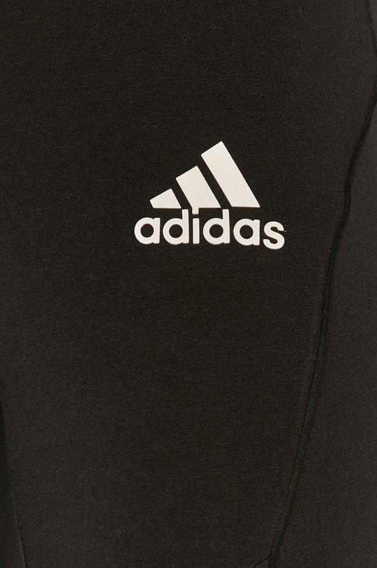 čierna adidas Performance - Legíny