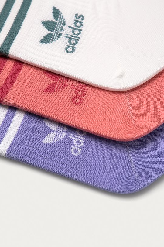 adidas Originals - Ponožky (3-pack) bílá