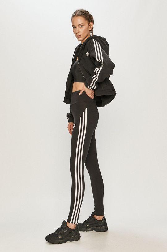 adidas Originals - Legíny čierna