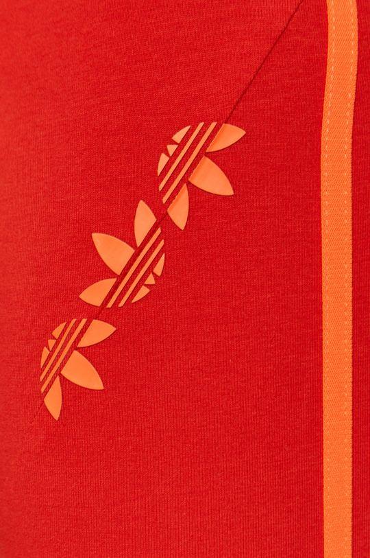 červená adidas Originals - Legíny