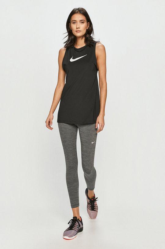 Nike - Legíny šedá